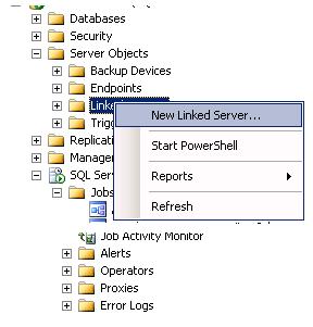 New Linked Server - Resim 11